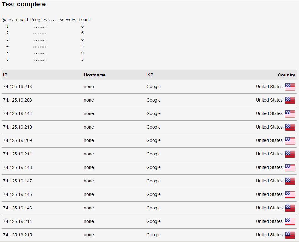 SaferVPN DNS Leak