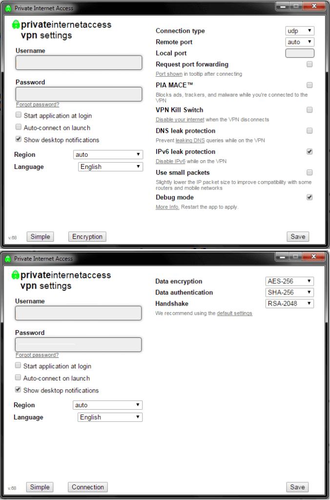 Windows Private Internet Access